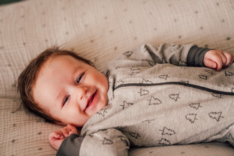 Happy baby boy - Good Little Sleeperzzz