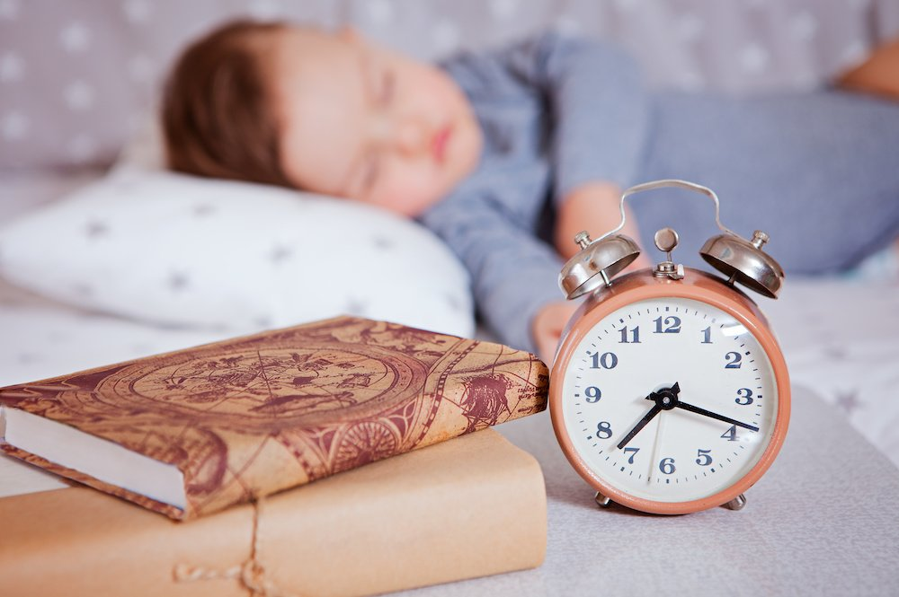 Alarm clock and journal - Good Little Sleeperzzz